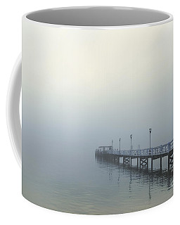 The Mist That Hides Your Trace Coffee Mug