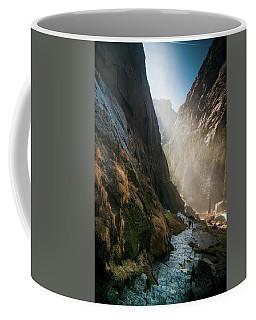 The Mist Trail Coffee Mug