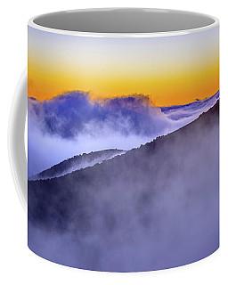 The Mists Of Cloudfall Coffee Mug