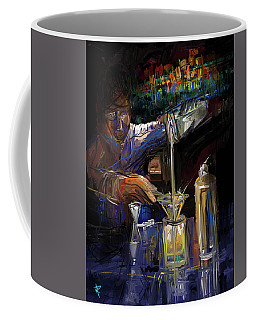 The Mixologist Coffee Mug
