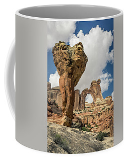 The Molar And Angel Arch Coffee Mug