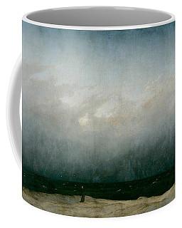 Monk By The Sea  Coffee Mug