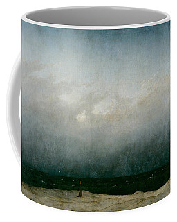 Monk By The Sea  Coffee Mug