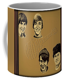 The Monkees  Coffee Mug