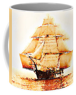 The Monongahela Coffee Mug