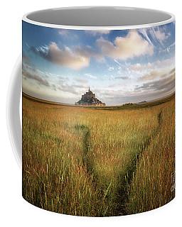 The Mont Saint-michel's Bay Coffee Mug