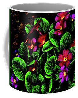 The Moody Primrose Coffee Mug