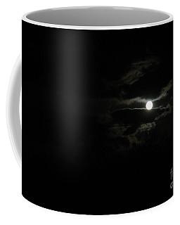 The Moon In Between Coffee Mug