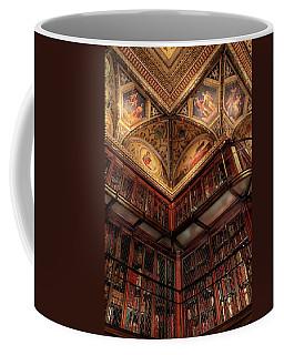 The Morgan Library Corner Coffee Mug