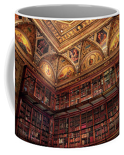The Morgan Library Coffee Mug