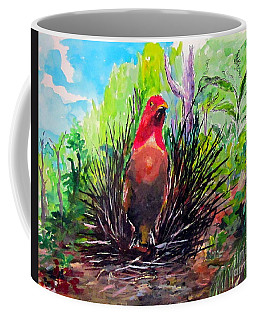 The Most Romantic Birds Coffee Mug