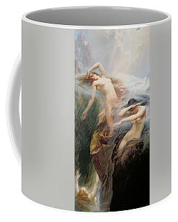 The Mountain Mists Coffee Mug