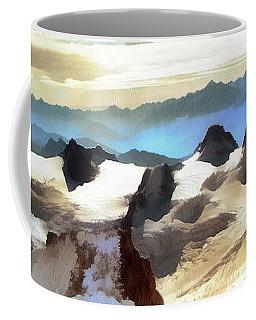 The Mountain Paint Coffee Mug