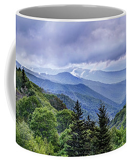 The Mountains Of Great Smoky Mountains National Park Coffee Mug