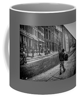 The Mural Walk Coffee Mug