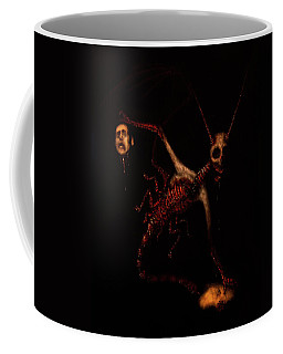 The Murder Bug - Artwork Coffee Mug