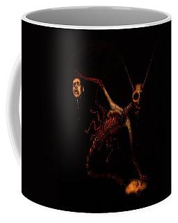 The Murder Bug - Artwork Coffee Mug