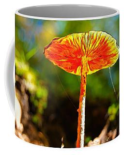 The Mushroom 10 - Da Coffee Mug