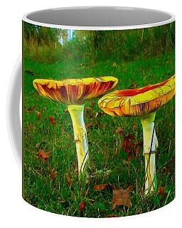 The Mushroom 8 - Da Coffee Mug