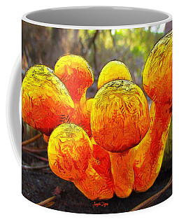 The Mushroom 9 - Da Coffee Mug