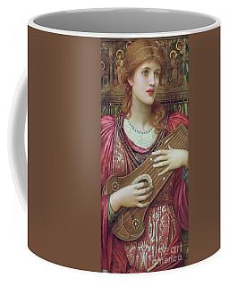 The Music Faintly Falling Dies Away Coffee Mug