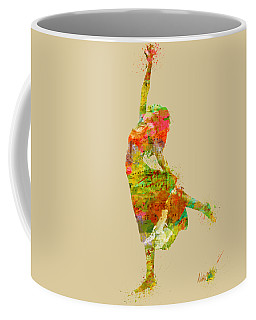 The Music Rushing Through Me Coffee Mug