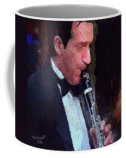 The Musician Coffee Mug