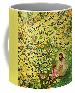 The Mustard Seed Coffee Mug