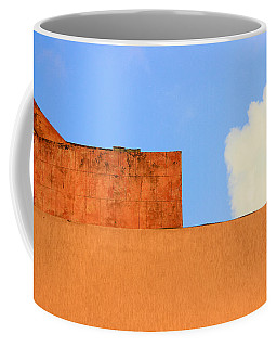 The Muted Cloud Coffee Mug