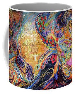 The Mysterious Visitor Coffee Mug