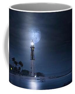 The Mystery Of Lighthouse Cove Coffee Mug