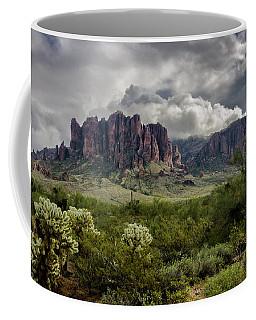 The Mystic Mountain  Coffee Mug