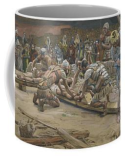 The Nail For The Feet Coffee Mug