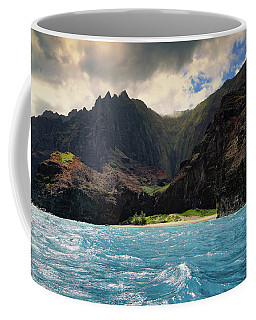 The Napali Coast Coffee Mug