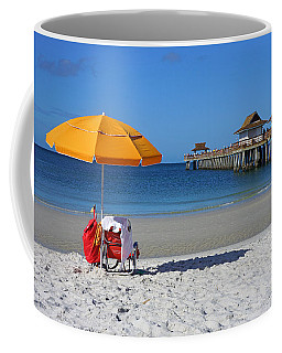The Naples Pier Coffee Mug