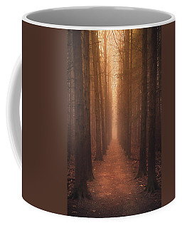 The Narrow Path Coffee Mug