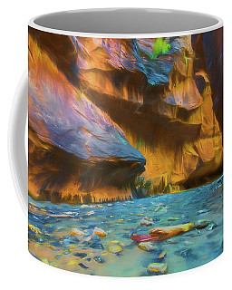 The Narrows Coffee Mug