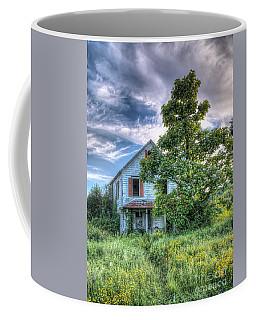 The Nathaniel White Farm House Coffee Mug