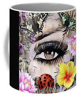 The Nature Girl Coffee Mug