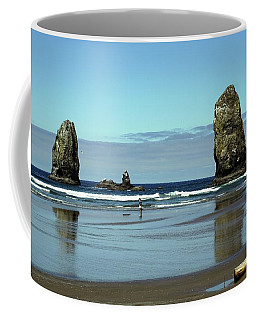The Needles, Cannon Beach, Or Coffee Mug