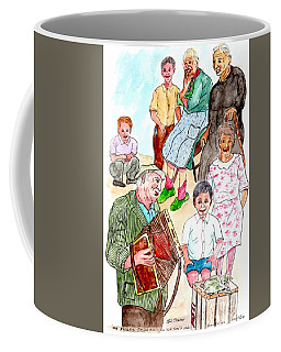 The Neighborhood Music Man Coffee Mug