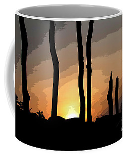 The New Dawn Coffee Mug by Tom Cameron