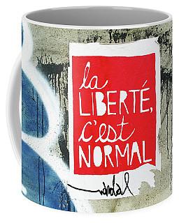 The New Normal Coffee Mug