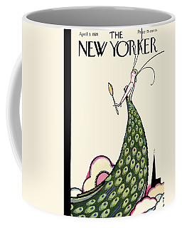 The New Yorker Cover - April 3rd, 1926 Coffee Mug