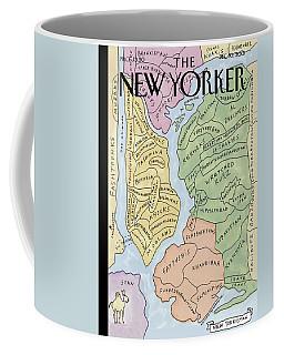 New Yorkistan Coffee Mug