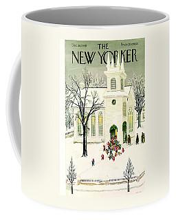 New Yorker December 18, 1948 Coffee Mug