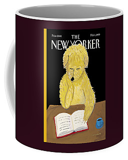 The New Yorker Cover - February 1st, 1999 Coffee Mug