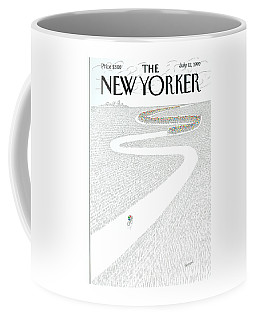 The New Yorker Cover - July 12th, 1999 Coffee Mug
