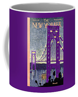 The New Yorker Cover - June 6th, 1931 Coffee Mug