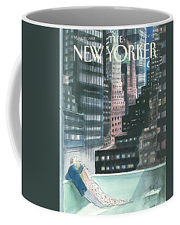 The New Yorker Cover - May 30th, 1988 Coffee Mug